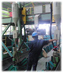 Welded Machine